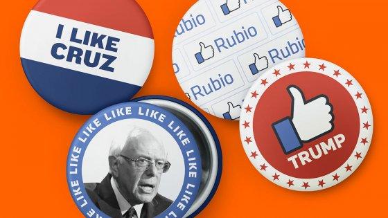 Facebook può bloccare la scalata di Trump? Elezioni Usa, il potere del social