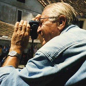 """E' morto Fulvio Roiter, il fotografo che """"inventò"""" la Venezia più romantica"""
