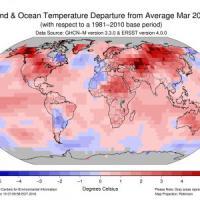 """Clima, il Noaa: """"Temperature, aumento record globale per l'undicesimo mese consecutivo"""""""