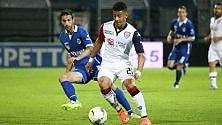 Serie B, il Cagliari fallisce l'aggancio. Bari e Trapani non si fermano