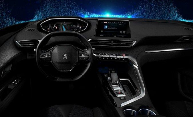 Così il nuovo Peugeot i-Cockpit diventa un amplificatore di sensazioni