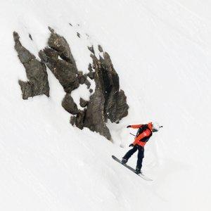 """Munari: """"Snowboard freeride, amiamo l'adrenalina ma non chiamateci pazzi"""""""