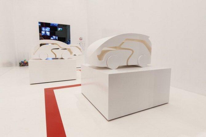 L 39 auto del futuro alla xxi esposizione internazionale for Esposizione design milano