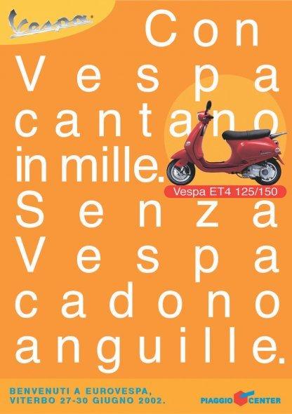 Vespa, tutta la storia per immagini