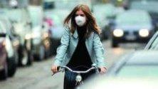 Un'app indica ai ciclisti  percorso con meno smog