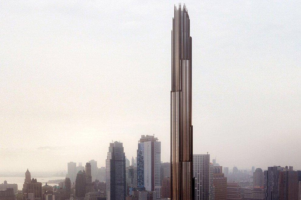 New york nuovo grattacielo a brooklyn sar alto pi di for Appartamento grattacielo new york