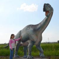 Dinosauri giganti nascevano dall'uovo come adulti, ma in miniatura
