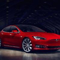 Tesla nuova Model S
