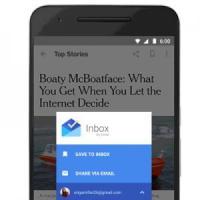 Le novità di Gmail: Inbox ti ricorda cosa fare e i link da non perdere