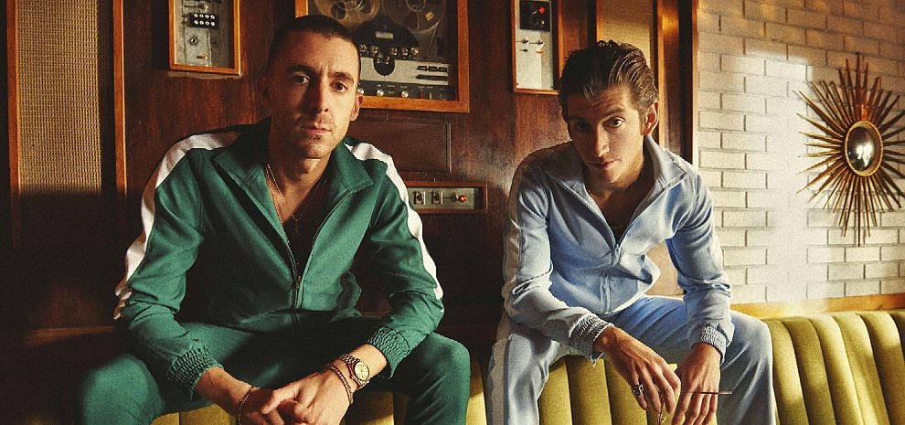 The Last Shadow Puppets, due crooner per l'indie pop del 2016