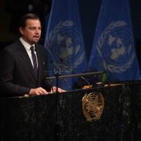 Cop21, DiCaprio ai leader per il clima: ''Il mondo ci guarda, è ora di agire''