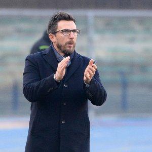 Sassuolo, Di Francesco fissa l'obiettivo: ''Settimo posto traguardo importantissimo''