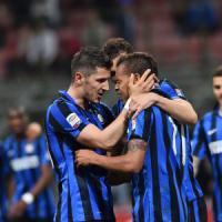 Inter-Udinese: 22 stranieri dall'inizio, prima volta in serie A