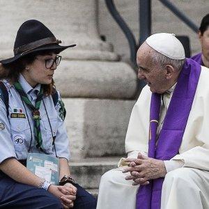 """""""Ho confessato al Papa i miei peccati non mi ha dato neanche la penitenza"""""""