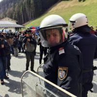 Migranti, tensione al Brennero. Fermato (e rilasciato) un manifestante