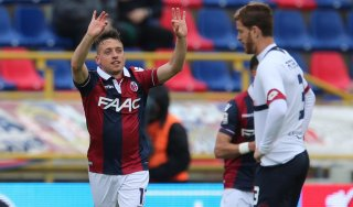 Bologna-Genoa 2-0, Giaccherini e Floccari rilanciano i rossoblù