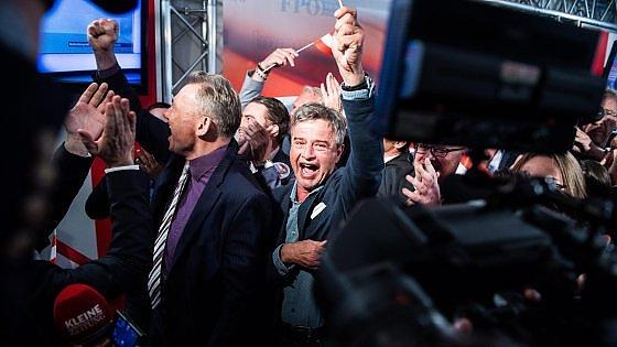 Austria, presidenziali: trionfa al primo turno il candidato dell'estrema destra anti-migranti