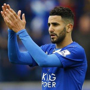 Leicester, la stagione magica di Mahrez. Da sconosciuto a miglior giocatore