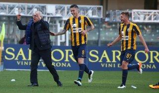 """Verona, Delneri: """"Il Milan ha trovato una squadra che non merita la B"""""""