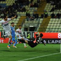Carpi-Empoli 1-0: Lasagna gol, passo avanti verso la salvezza