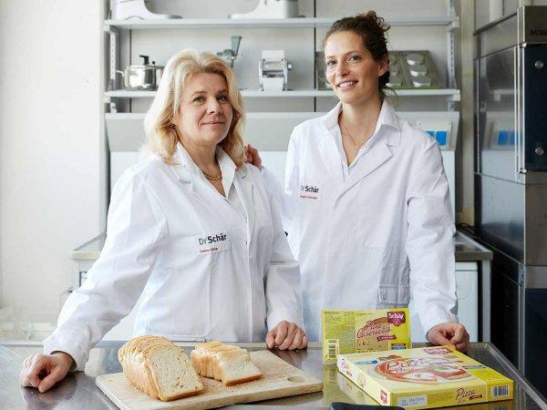 Una ricetta gluten-free per due scienziate italiane