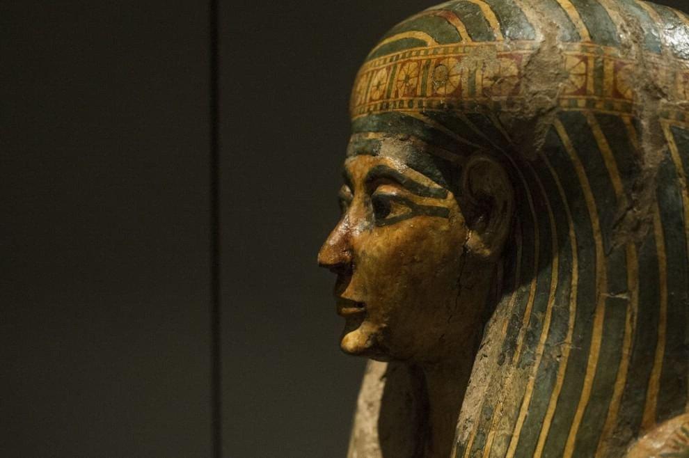 La donna leone e altre storie d'Egitto