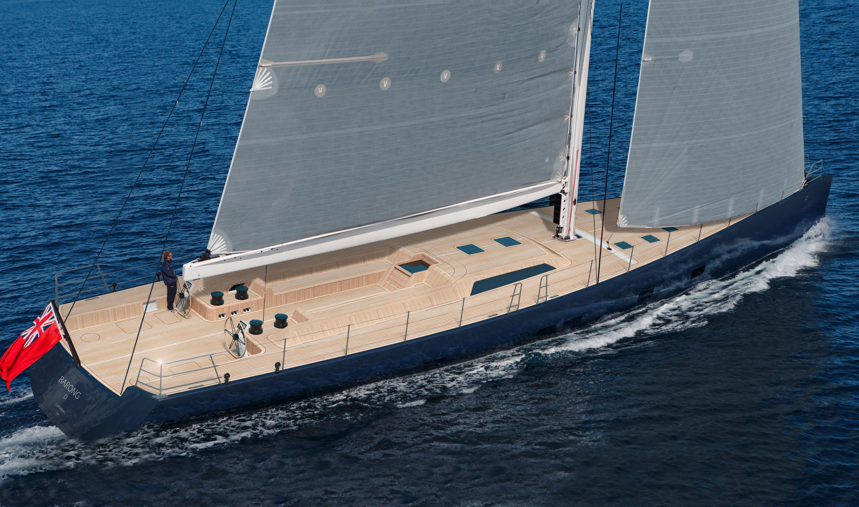 Naviga il wally 110 33 metri di purezza for 110 piedi in metri