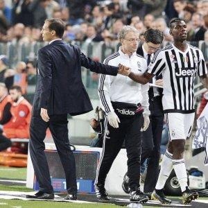 """Juventus, Marotta: """"Rinnovo Allegri una formalità, Pogba resta"""""""