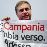 Indagato Graziano,  presidente del Pd in Campania. Il camorrista: votiamo lui