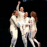Scherma, l'ultima stoccata di Valentina Vezzali: chiude la carriera con un argento