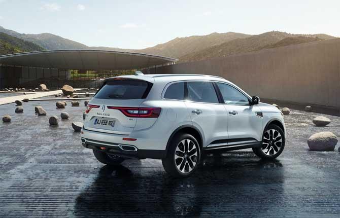 Qashqai Modello Nuovo >> Nuovo Koleos, il Suv premium secondo Renault - Repubblica.it