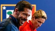 Atletico-Bayern è Simeone contro Guardiola: uno scontro di stili