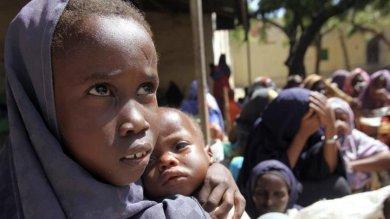 """""""Sfido la fame"""" di 795 milioni di persone  il 98% sono nel Sud del mondo"""