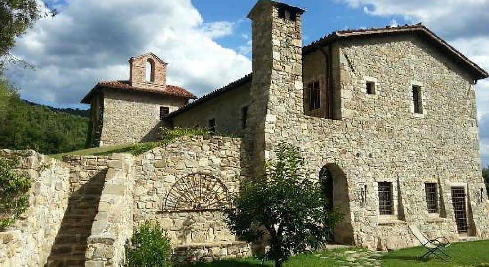 Un hotel nell'antico chiostro