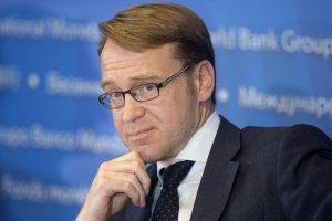 """Parla Weidmann: """"Non c'è crescita sostenibile con una montagna di debito"""""""