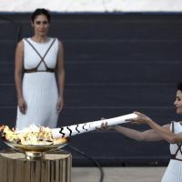 Olimpiadi, Rio -100: la fiaccola comincia il viaggio verso il Brasile