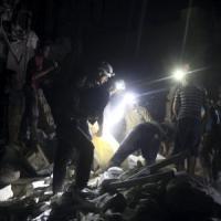 Siria, bombe su ospedale di Aleppo. Tra i 14 morti anche due medici