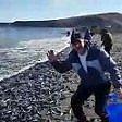 La pesca 'miracolosa'  nell'isola di Sakhalin
