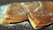Nutella o salmone? 10 ricette di crêpes