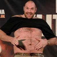 Fury, il campione con la pancia: ''Odio la boxe, preferisco mangiare cioccolato''