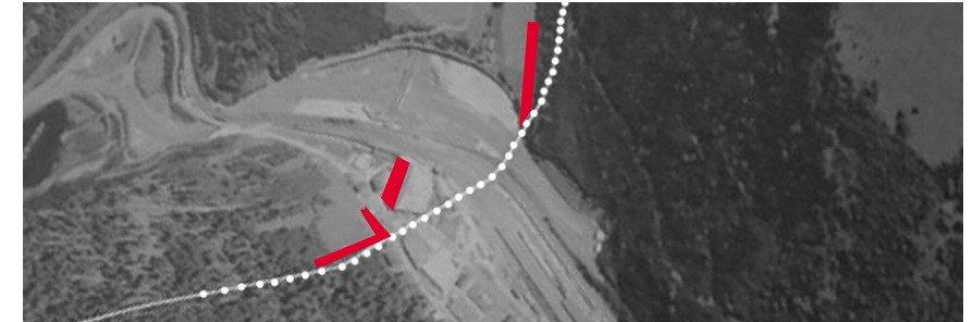 Italia-Austria, una rete metallica lunga fino a 370 metri: la nuova barriera al Brennero