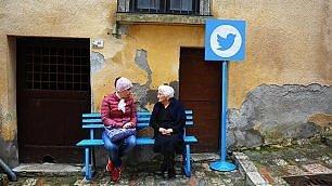 Street Art ridisegna l'urbanistica sei artisti e il borgo diventa web