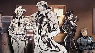 Tex Willer e Dylan Dog attori ora i fumetti recitano in tv