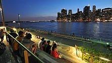 Parchi, ferry, show    ft    La NY che non t'aspetti