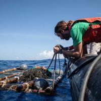Greenpeace nell'Oceano Indiano per fermare la pesca distruttiva di tonno