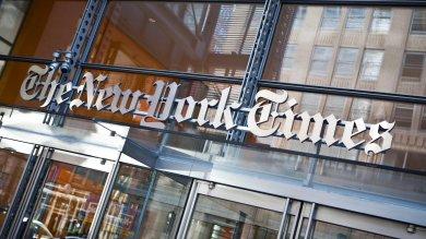Usa, due dipendenti nere fanno causa al New York Times per discriminazione