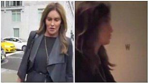 """Caitlyn Jenner a """"casa"""" Trump Entra e usa il bagno delle donne"""