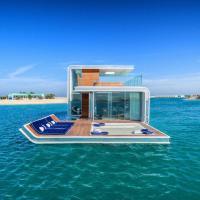 Dubai, la camera da letto è sommersa: rifugi extralusso nell'Oceano Indiano