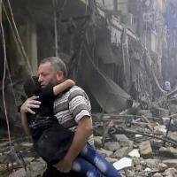 Siria: più di 200 morti ad Aleppo in una settimana