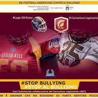 Football e sociale, la Legio contro il bullismo